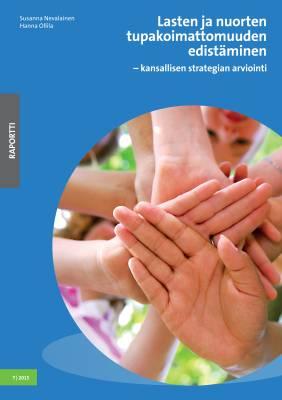 Lasten ja nuorten tupakoimattomuuden edistäminen